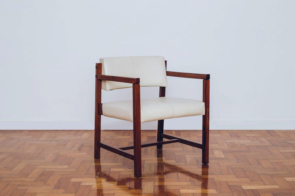 Cadeira Del Rey Jorge Zalszupin 1