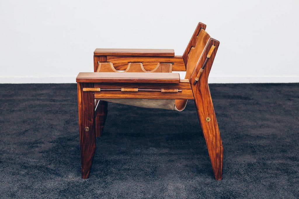 Poltrona Leve Kilin - Sergio rodrigues -2