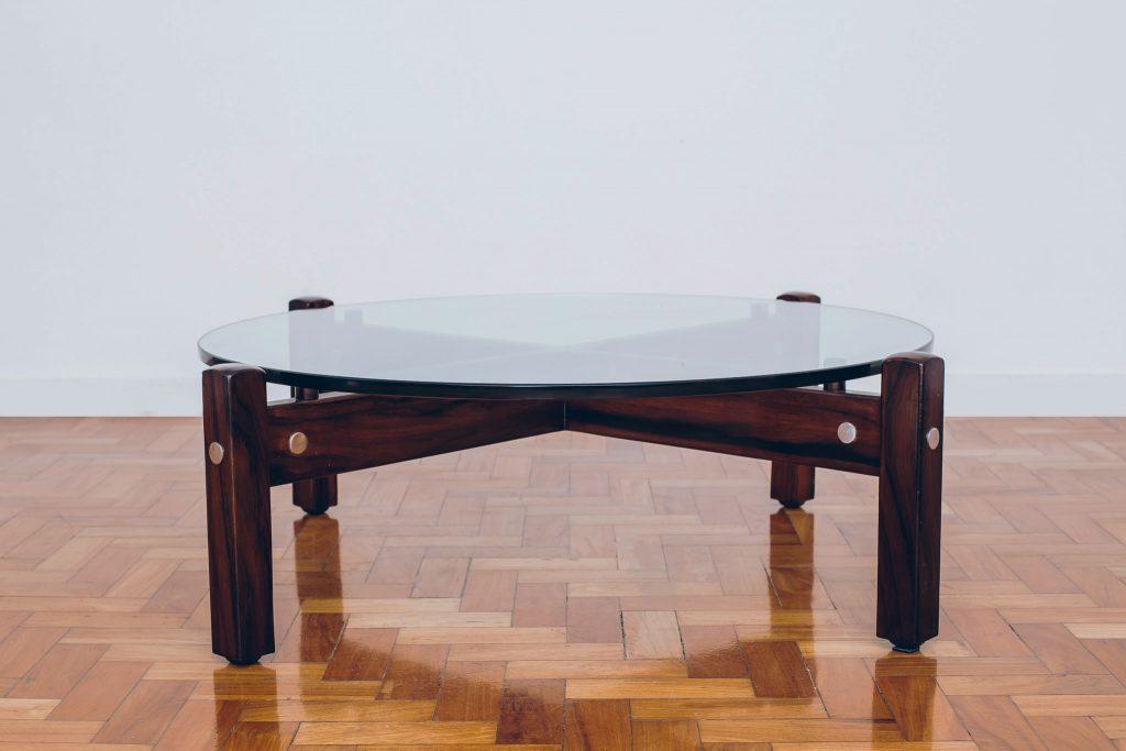 - Sergio rodrigues -mesa - jacaranda