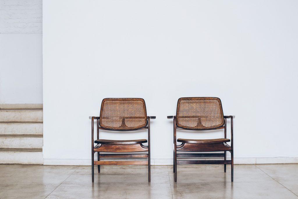 Cadeira Oscar-Sergio Rodrigues- Jacaranda-palhinha Natural 3