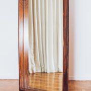 espelho jacarandá original dec 60 - 3