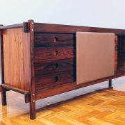 Buffet Sergio Rodrigues - 3 - Jacarandá - Pé Palito Vintage