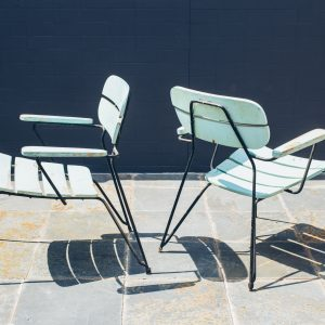 Cadeira Hauner Eisler II - 1 - Pé Palito Vintage
