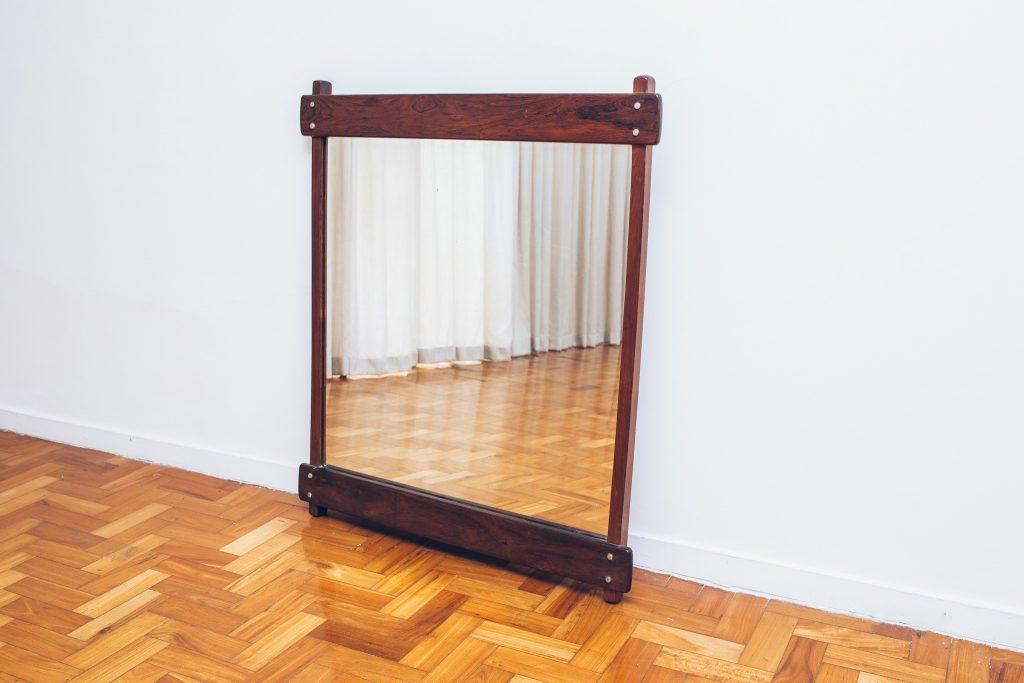 Espelho Azen 1 - Pé Palito Vintage