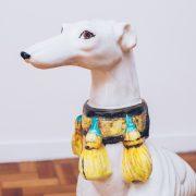 Galgo de Porcelana 2 - Pé Palito Vintage