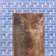 Locker Industrial Cabideiro 4 - Pé Palito Vintage