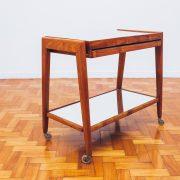 Carrinho de Chá Trifásico 3 - Anos 50 - Pé Palito Vintage