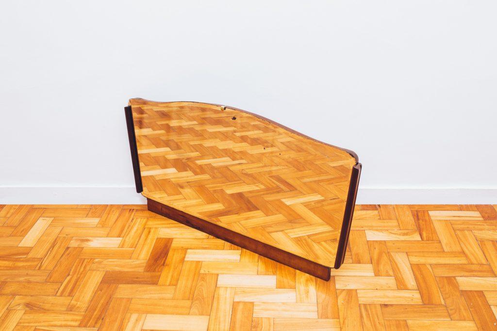 Espelho Guelmann - Brasil Anos 60 - 2 - Pé palito Vintage