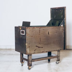 Arquivo Ficheiro Industrial Studio 1 - Pé Palito Vintage