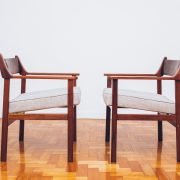 Poltrona-Leve 2 - Original Anos 50 -60 - Pé Palito Vintage