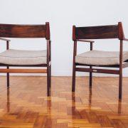 Poltrona-Leve 3A - Original Anos 50 -60 - Pé Palito Vintage