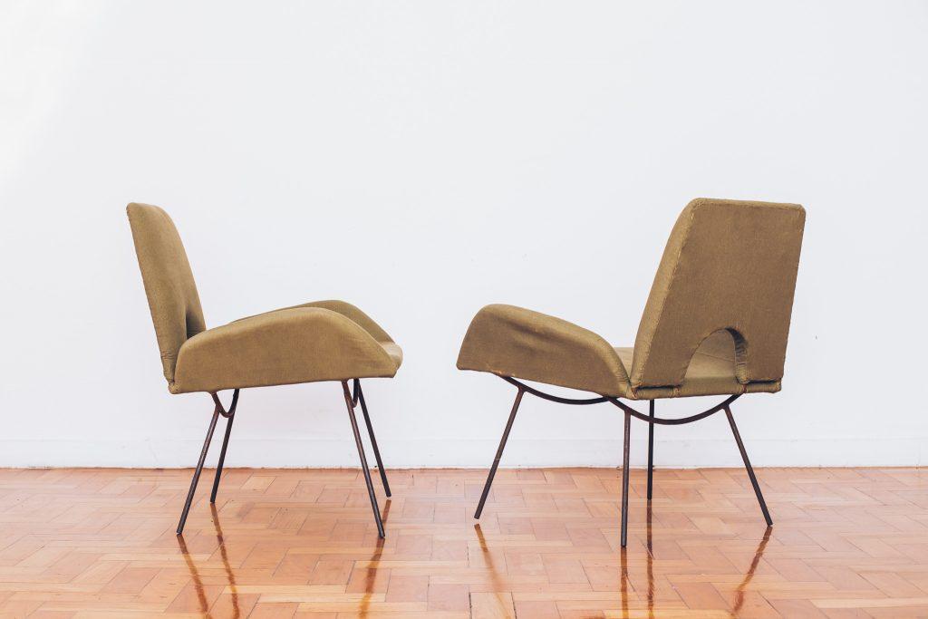 Poltrona Hauner Eisler - Low armchair 2 - Pé Palito Vintage