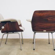 Cadeira Probjeto Jacarandá - 3 - Pé Palito Vintage