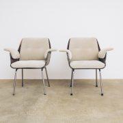Cadeira Probjeto Jacarandá - 5 - Pé Palito Vintage