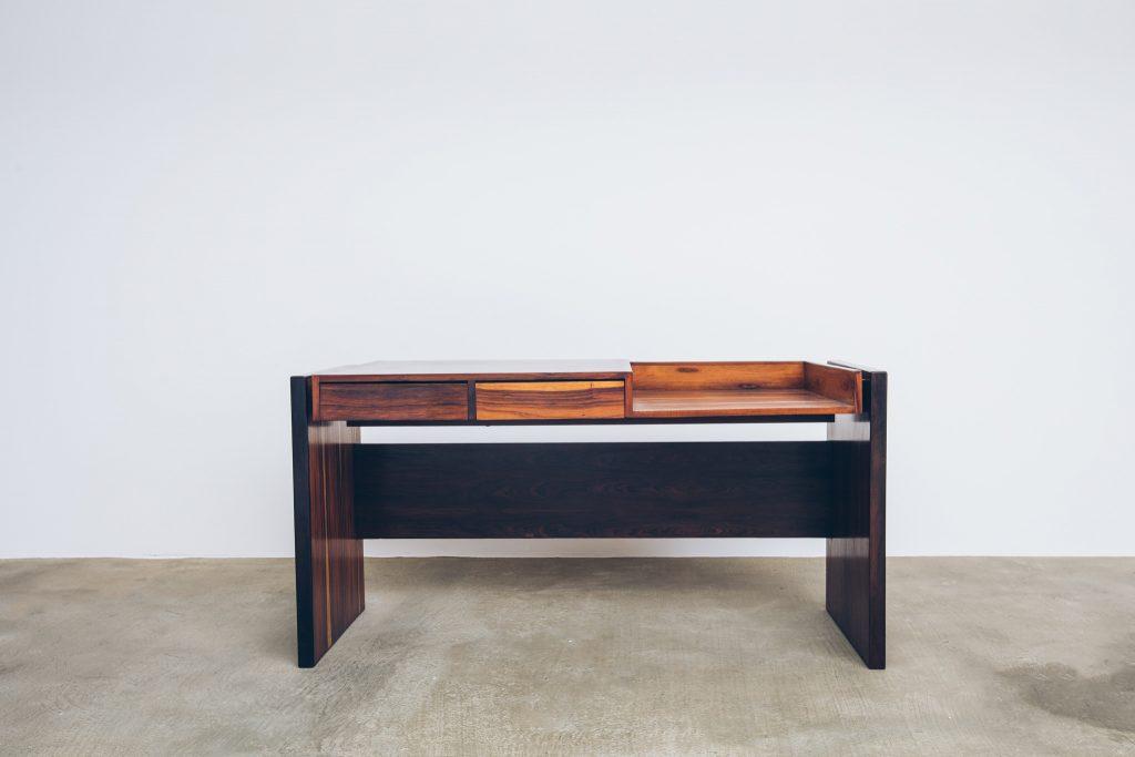 Escrivaninha Tenreiro Auxiliar - Pé Palito Vintage