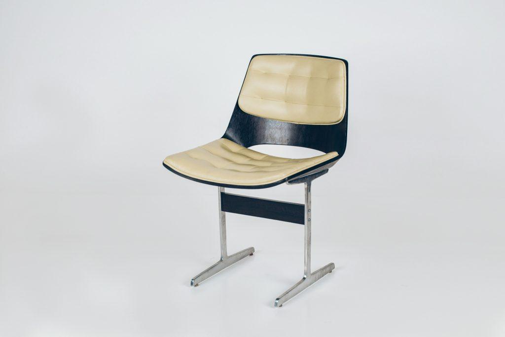 Cadeira L'Atelier 1B - Pé Palito Vintage