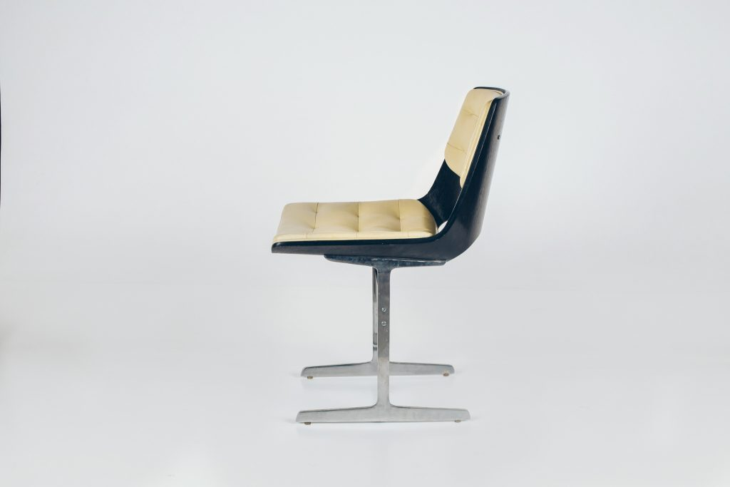 Cadeira L'Atelier 2 - Pé Palito Vintage