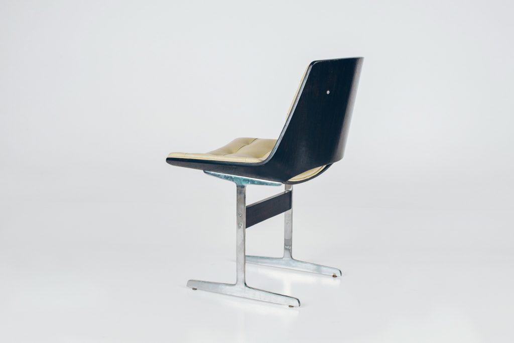 Cadeira L'Atelier 3 - Pé Palito Vintage
