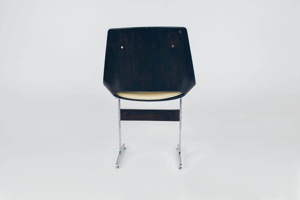 Cadeira L'Atelier 4 - Pé Palito Vintage