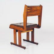 Cadeira Moderna Caviúna -3 - Pé Palito Vintage