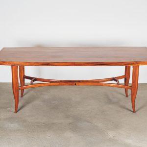 Mesa de Jantar Caviúna - 1 - Pé Palito Vintage