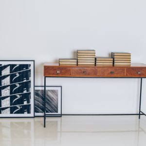 Aparador Caviúna Brazil Modern Anos 50 - 1 - Pé Palito Vintage
