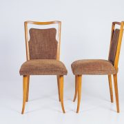 Cadeira Anos 50 – Caviúna – 3 – Pé Palito Vintage