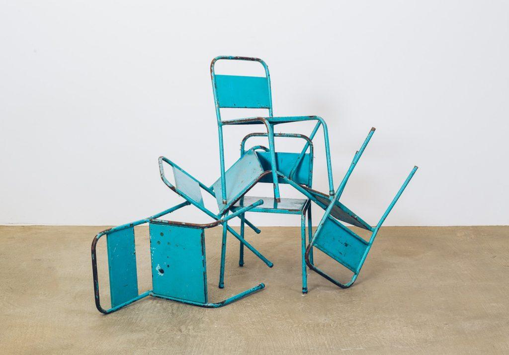 Cadeira Infantil Vintage - 1 - Pé Palito Vintage
