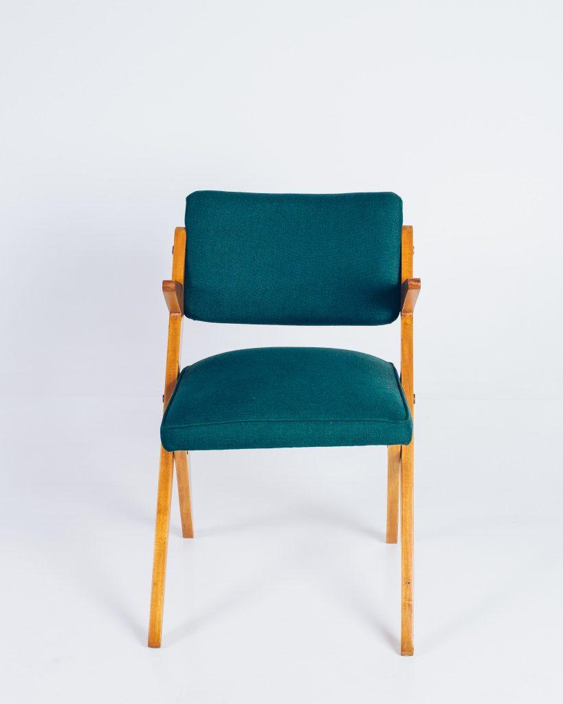 Cadeira Zanine Caldas Infantil - 3 - Pé Palito Vintage