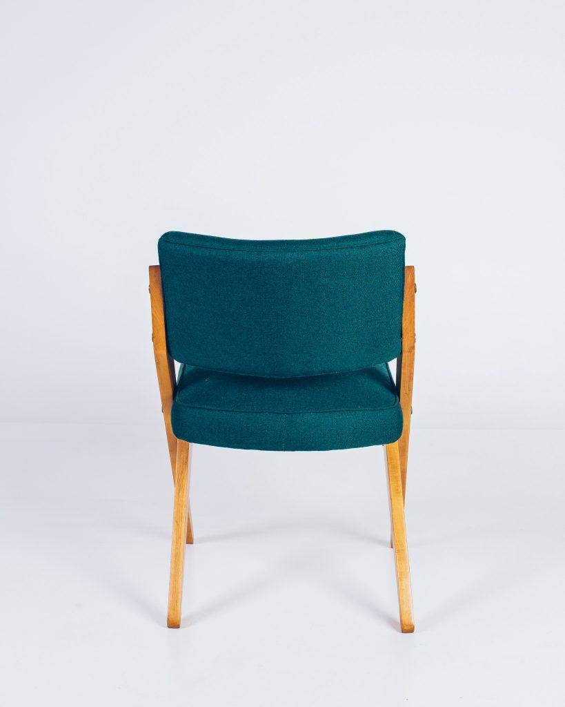 Cadeira Zanine Caldas Infantil - 4 - Pé Palito Vintage