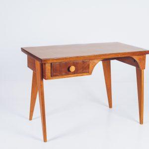 Escrivaninha José Zanine Caldas - Infantil - com selo de fabricação - 1 - Pé Palito Vintage